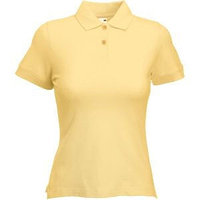 Поло женское POLO LADY-FIT 210, Желтый, XS, 635600.OR XS