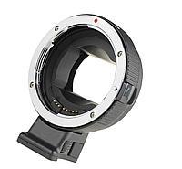 Переходник Commlite CM-EF-NEX B для объективов Canon EF/EF-S на байонет Sony E-mount, фото 1