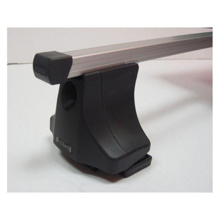Багажник серии Эконом на DAEWOO Nexia, тип дуги: 20х30, алюминий, L= 1100