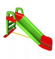Детская горка Doloni зеленый/красный, фото 1