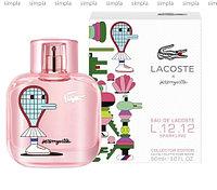 Lacoste Eau de Lacoste L.12.12 Sparkling Collector Edition Pour Femme Jeremyville туалетная вода объем 90 мл (ОРИГИНАЛ)