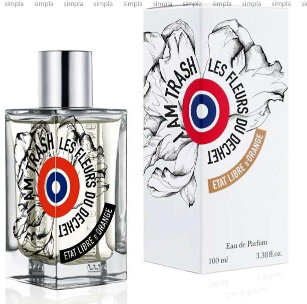 Etat Libre d`Orange I Am Trash – Les Fleurs du Dechet парфюмированная вода объем 100 мл тестер (ОРИГИНАЛ)