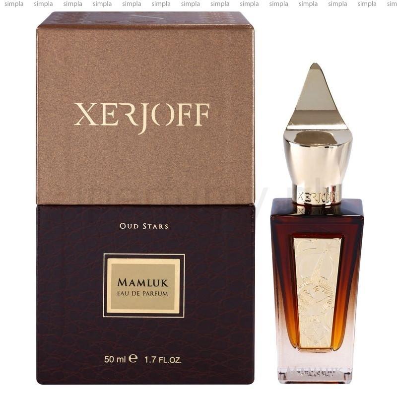 Xerjoff Mamluk парфюмированная вода объем 50 мл тестер (ОРИГИНАЛ)