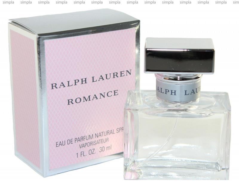 Ralph Lauren Romance парфюмированная вода объем 50 мл (ОРИГИНАЛ)