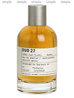 Le Labo Oud 27 парфюмированная вода объем 100 мл (ОРИГИНАЛ)