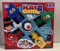 Настольная игра Скоростные колпачки, шляпы