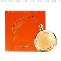 Hermes L`Ambre Des Merveilles парфюмированная вода объем 7,5 мл (ОРИГИНАЛ)