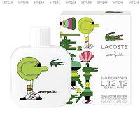 Lacoste Eau de Lacoste L.12.12 Blanc Pure Collector Edition Pour Homme Jeremyville туалетная вода объем 100 мл (ОРИГИНАЛ)