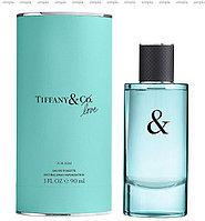 Tiffany Tiffany & Co Love For Him туалетная вода объем 50 мл (ОРИГИНАЛ)