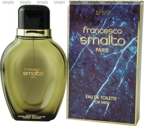 Francesco Smalto Pour Homme туалетная вода объем 100 мл тестер (ОРИГИНАЛ)
