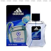 Adidas UEFA Champions League Star Edition туалетная вода объем 100 мл тестер (ОРИГИНАЛ)