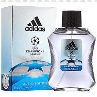 Adidas UEFA Champions League Arena Edition туалетная вода объем 100 мл тестер (ОРИГИНАЛ)