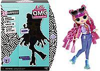 Кукла LOL OMG 3 series Roller Chick