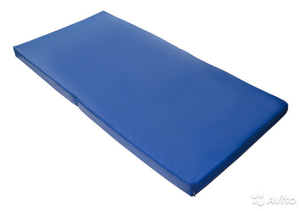 Гимнастические маты Premium (100х200х5 см), Judo ткань, фото 2
