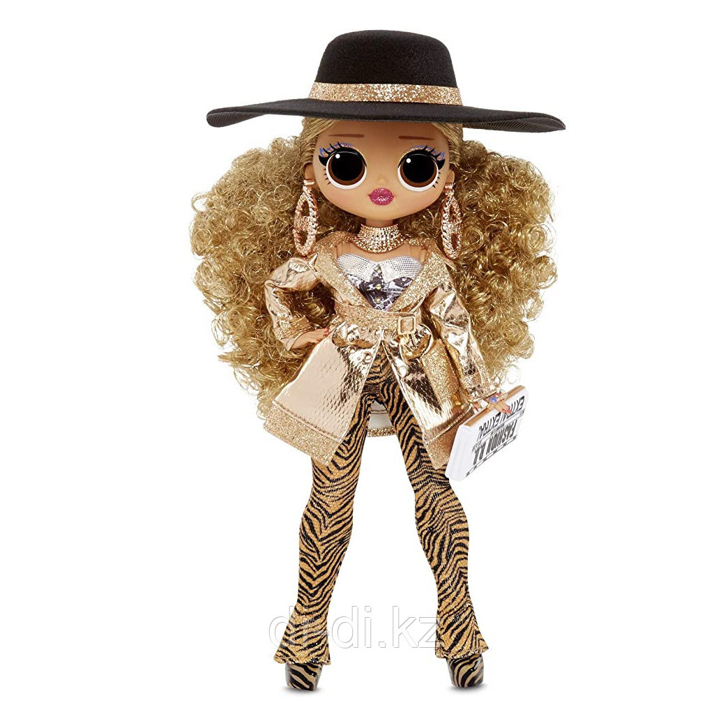 Кукла LOL OMG 3 series Da Boss - фото 2
