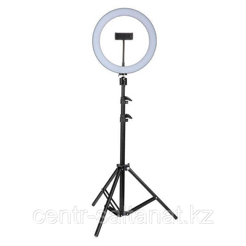 Лампа кольцевая Led 46 см для визажистов, фото и видеосъемок