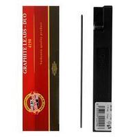 Грифели для цанговых карандашей 2,0 мм Koh-I-Noor 4190, 2В, 2 штуки в футляре (комплект из 2 шт.)