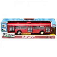 Игрушка Автобус Play Smart арт. 9690-C, расцветки в ассортименте