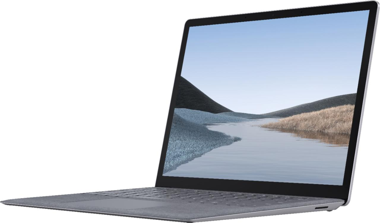 "Surface Laptop 3 - 15"" Touch-Screen - Intel Core i7 - 16GB Memory - 256GB Platinum"