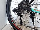 Велосипед Trinx M1000, 19 рама, 29 колеса. Гидравика. Найнер, фото 5