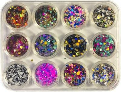 Комифубики для дизайна на ногтях