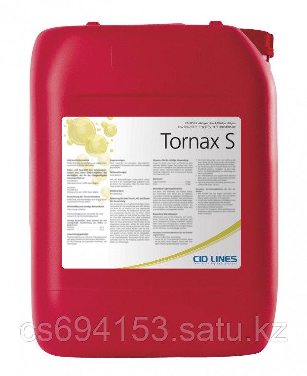 Торнакс-С (Tornax-S): Пенное кислотное чистящее средство для удаления минерального налета