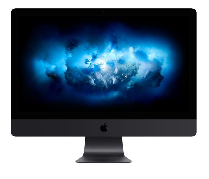 Сконфигурируйте свой iMac Pro.