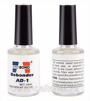Дебондер, жидкость для снятия искусственных ресниц
