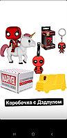 Коробка Marvel Collector Corps Deadpool, фото 3