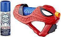 Игрушка бластер Человека-паука стреляющий паутиной и водой, фото 1
