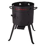 Печь (учаг) под казан 10-12 литров Kukmara, 374 мм. ук09, фото 2