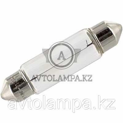6418 Лампа качество (ОЕМ) C5W 12V 5W SV8.5-8 ORIGINAL LINE уп.10 шт. цена за 1 шт. - фото 1