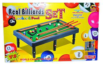 803 Бильярд Real Billiards 22*35