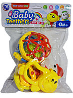 BM6005-5 Погремушки Baby theaters 5 шт в пакете 25*20