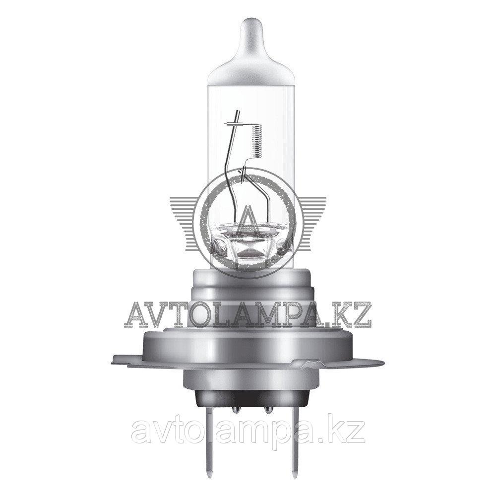 "64210NBS-HCB Лампа ""+100%"" света H7 12V 55W PX26d NIGHT BREAKER SILVER уп.2шт - фото 2"