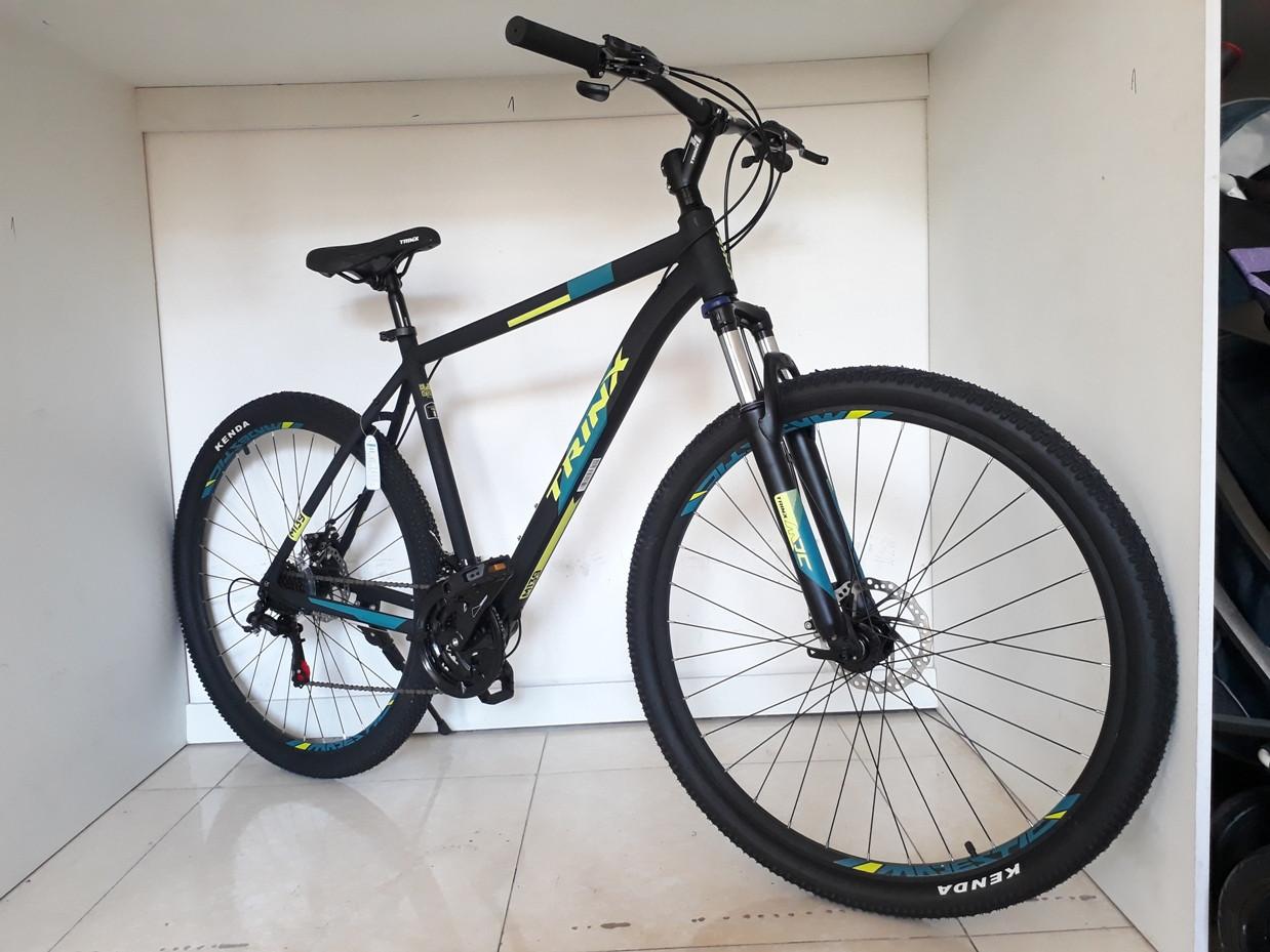 Велосипед Trinx M139, 21 рама, 29 колеса. Найнер. Kaspi RED. Рассрочка