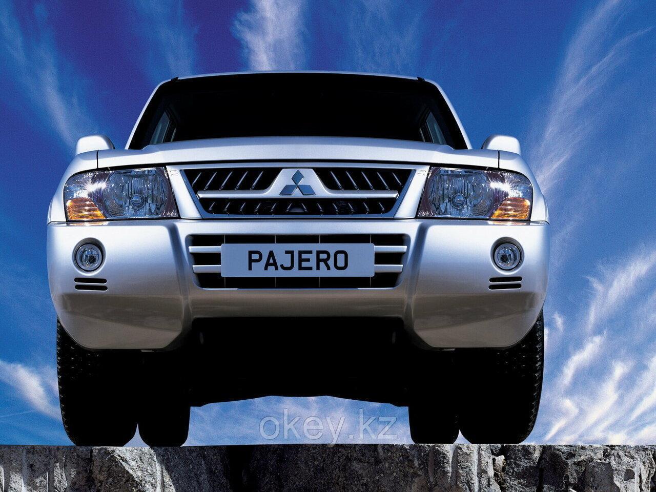 Тормозные колодки Kötl 3246KT для Mitsubishi Pajero III (V7_W, V6_W) 3.2 Di-D (V68W), 2000-2006 года выпуска.