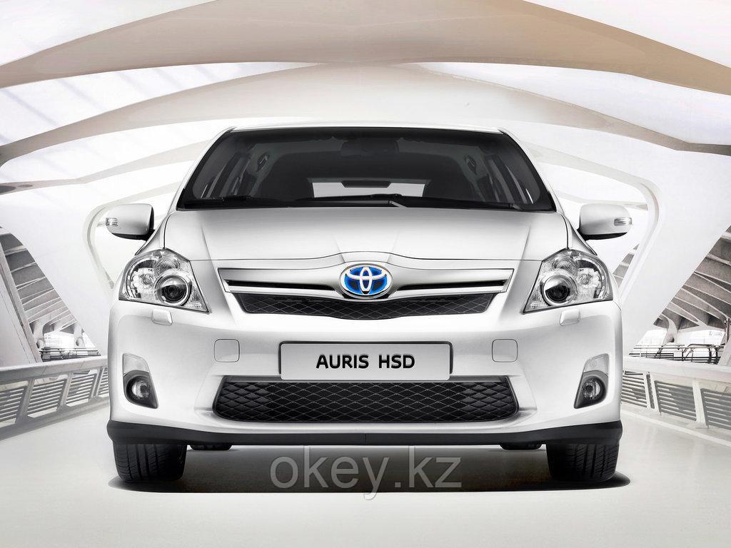 Тормозные колодки Kötl 3425KT для Toyota Auris I хэтчбек (NRE15_, ZZE15_, ADE15_, ZRE15_, NDE15_) 2.2 D, 2007-2012 года выпуска.
