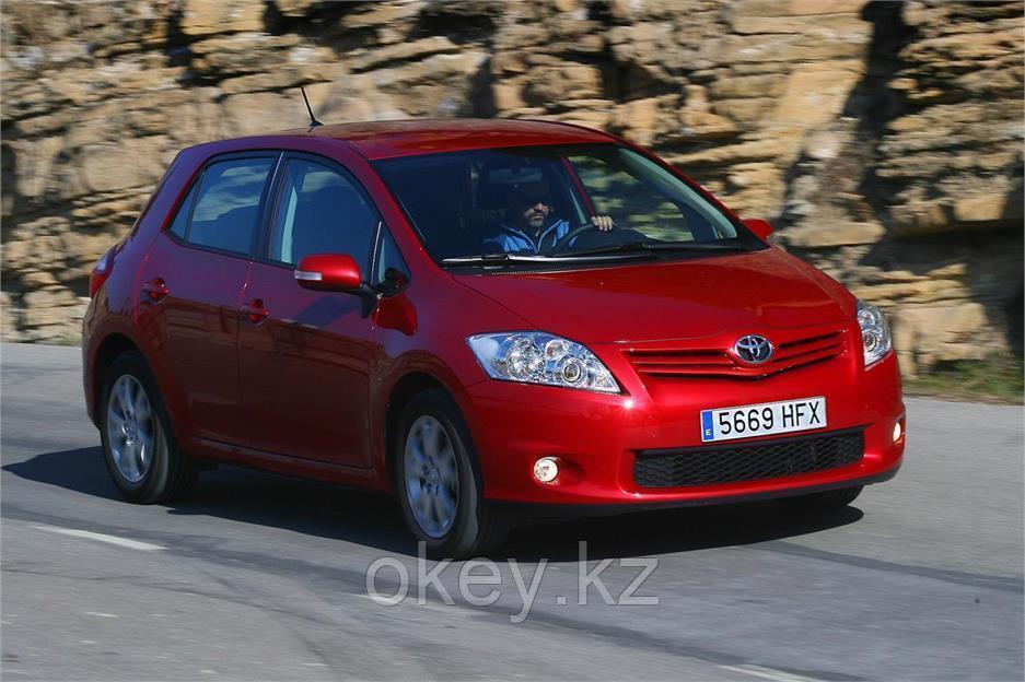 Тормозные колодки Kötl 3425KT для Toyota Auris I хэтчбек (NRE15_, ZZE15_, ADE15_, ZRE15_, NDE15_) 1.33 Dual-VVTi, 2010-2012 года выпуска.