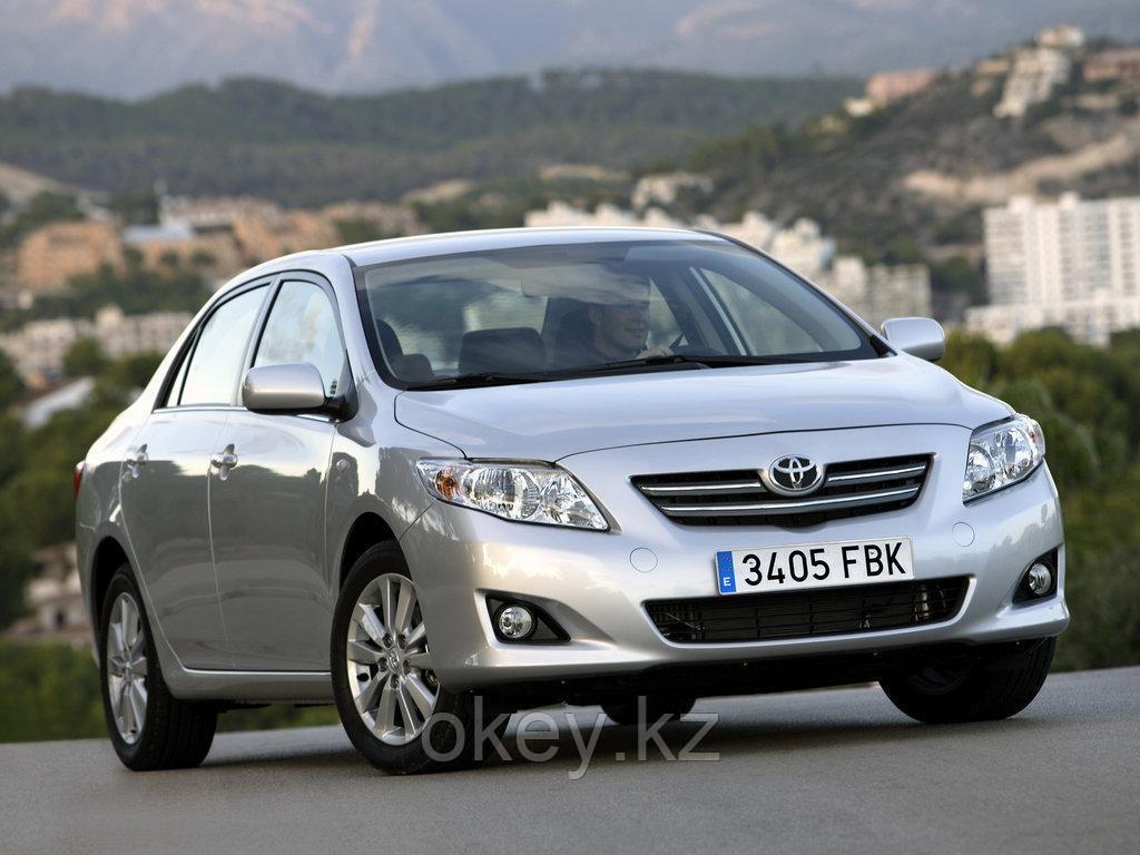Тормозные колодки Kötl 3425KT для Toyota Corolla X седан (_E14_, _E15_) 1.4 VVT-i, 2007-2013 года выпуска.
