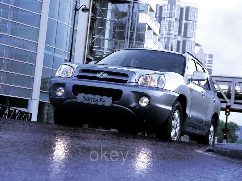 Тормозные колодки Kötl 3284KT для Hyundai Santa Fe I (SM)/Classic 2.0, 2001-2006 года выпуска.