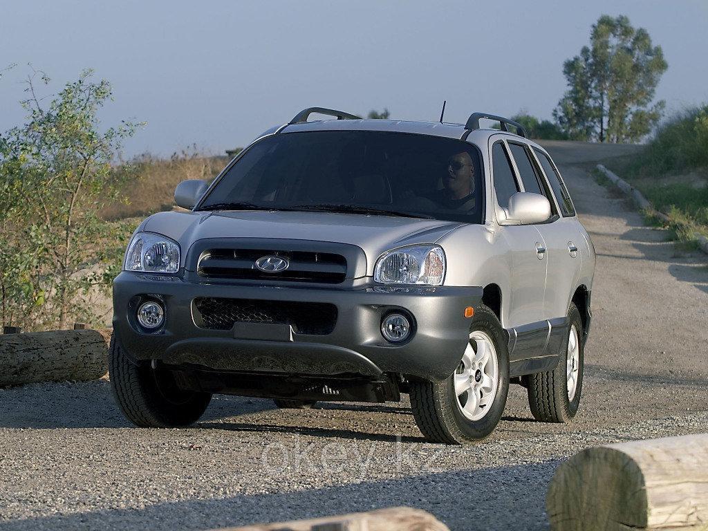 Тормозные колодки Kötl 3284KT для Hyundai Santa Fe I (SM)/Classic 2.7 V6 4WD, 2001-2006 года выпуска.