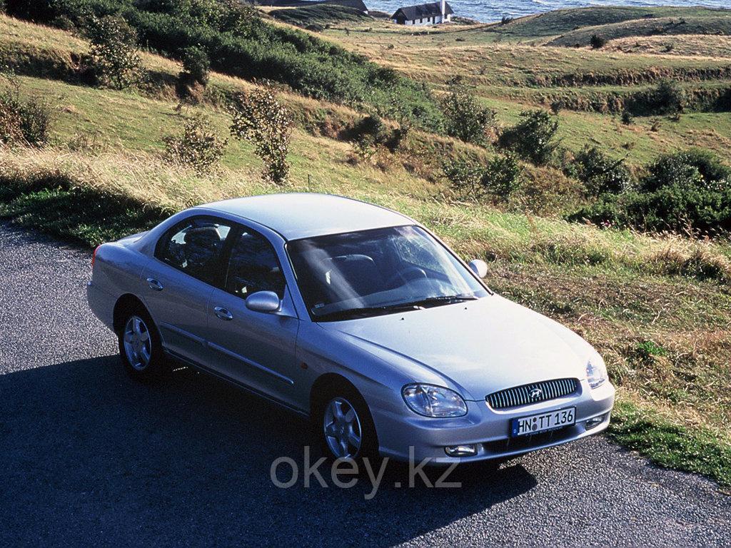 Тормозные колодки Kötl 3284KT для Hyundai Sonata IV (EF) 2.5 V6 24V, 1998-2001 года выпуска.