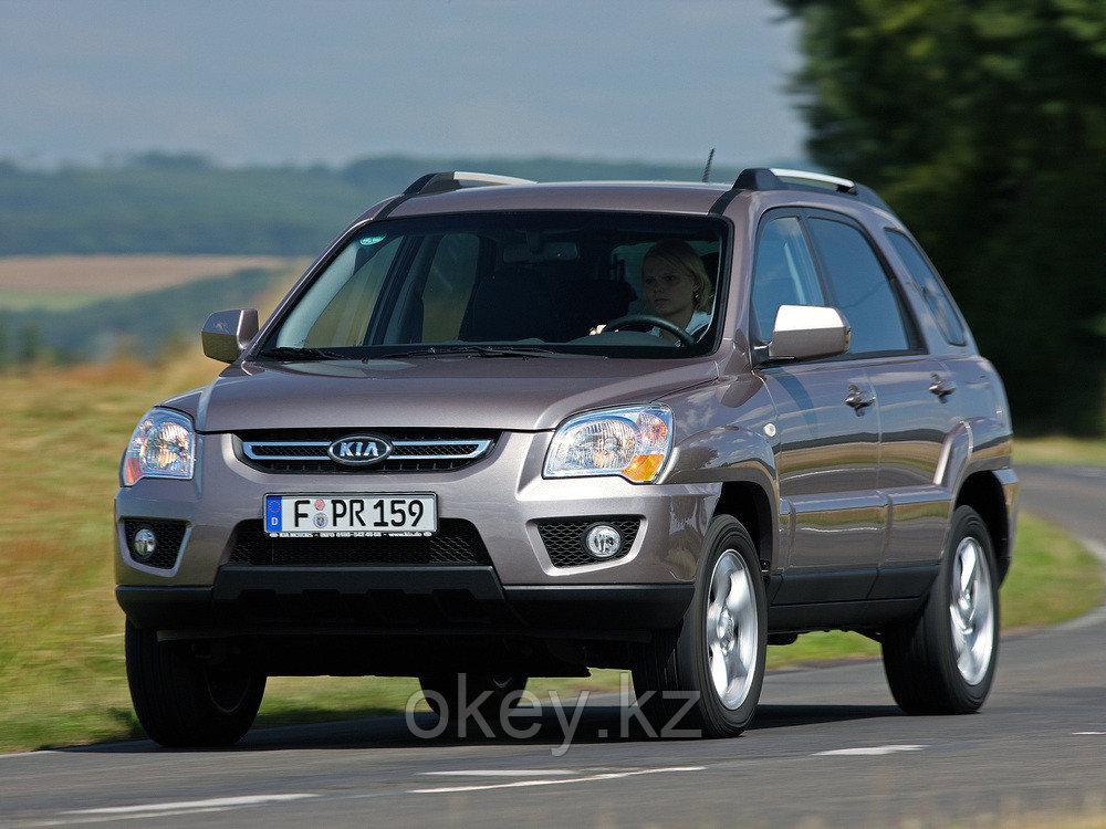 Тормозные колодки Kötl 3284KT для Kia Sportage II (JE_, KM_) 2.7 V6 4WD, 2004-2014 года выпуска.