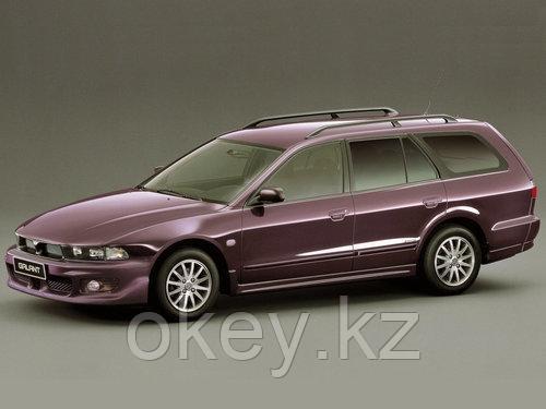 Тормозные колодки Kötl 3287KT для Mitsubishi Galant VIII универсал (EA_) 2.5 V6 24V (EA5W), 2000-2003 года выпуска.