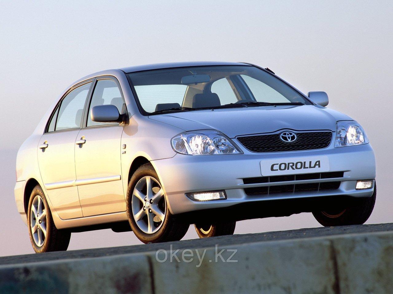 Тормозные колодки Kötl 3288KT для Toyota Corolla IX седан (_E12J_, _E12T_) 1.8, 2002-2004 года выпуска.