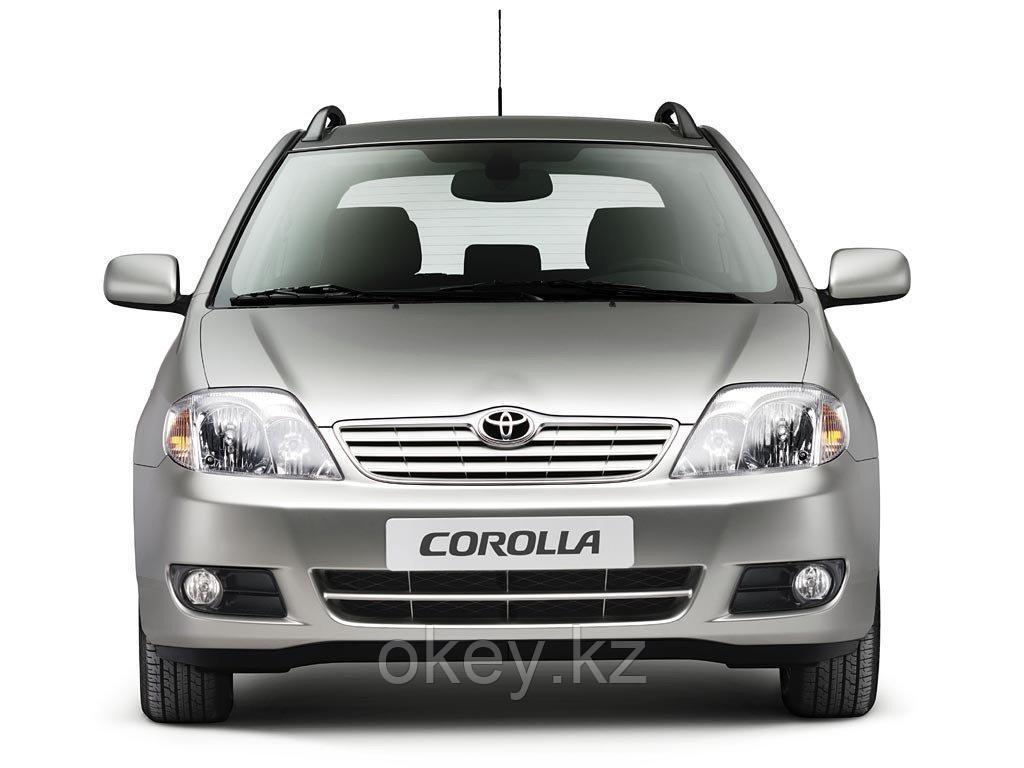 Тормозные колодки Kötl 3288KT для Toyota Corolla IX седан (_E12J_, _E12T_) 2.0 D-4D, 2004-2007 года выпуска.