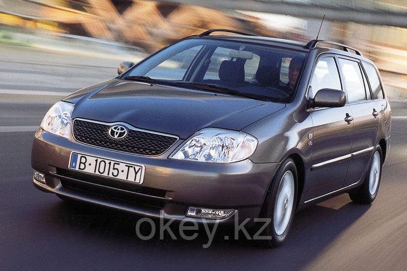 Тормозные колодки Kötl 3288KT для Toyota Corolla IX универсал (_E12J_, _E12T_) 1.6 VVT-i, 2002-2007 года выпуска.