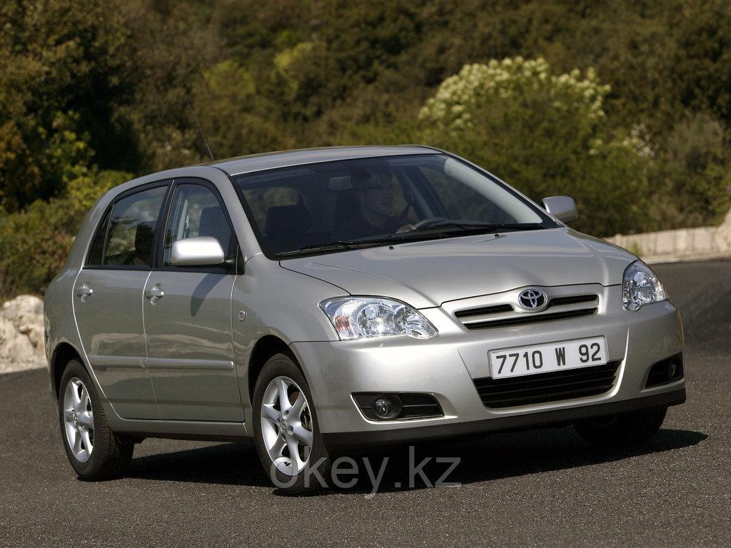 Тормозные колодки Kötl 3288KT для Toyota Corolla IX хэтчбек (ZZE12_, NDE12_, ZDE12_) 1.4 VVT-i, 2002-2006 года выпуска.