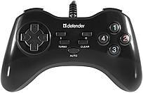 Геймпад проводной Defender Game Master G2  USB  13 кнопок